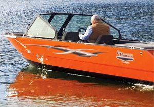 acrylic boat windscreens
