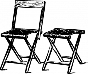 foldable chairs for houseboat