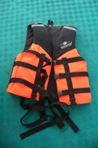 life jackets boating