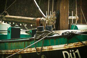 boat rust